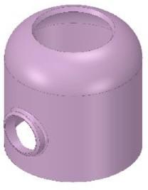生爪と加工機械変更、ビレ対策